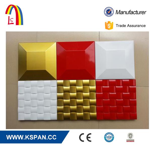 3D wall decorative panels