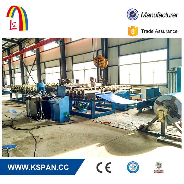 Screw joint panels making machine