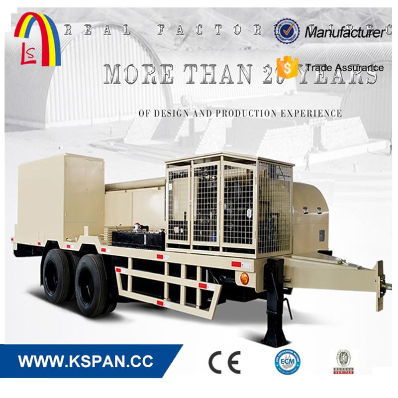 Hydraulic K-span