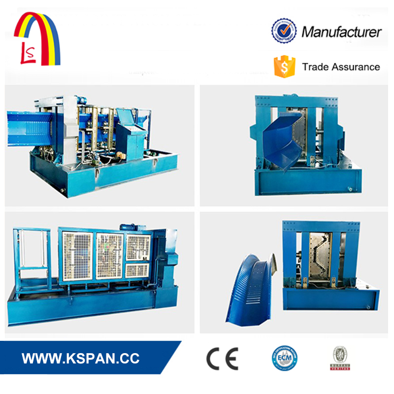 Screw joint panels making machine